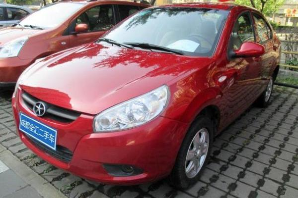 2009年12月 二手江淮 同悦RS 2009款 1.3 手动 舒适型 价格2.98万元高清图片