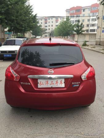 【葫芦岛二手车】2011年6月_二手日产 骐达 1.6 xl 型