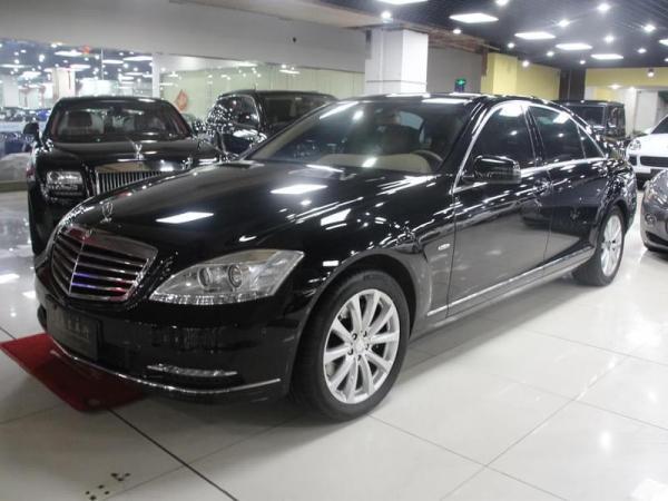 奔驰 进口S级 3.0 S300L 商务型 Grand Edition
