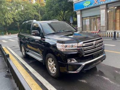 2018年6月 丰田 兰德酷路泽(进口) 4.0L 中东版图片