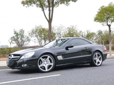 奔驰 奔驰SL级  2011款 SL 300 Grand Edition图片