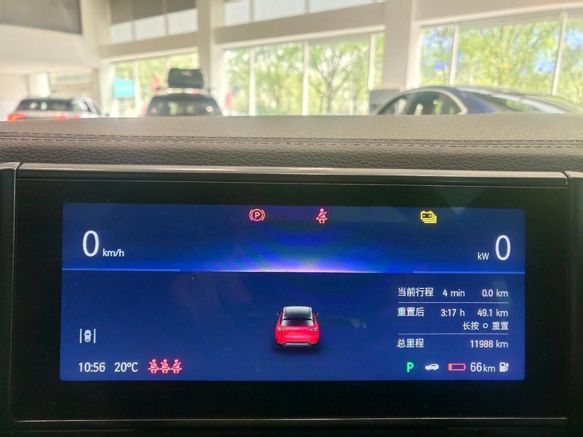 蔚来 ES6  2019款 430KM 性能版图片