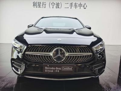 2019年6月 奔驰 奔驰A级 A 200 L 运动轿车图片