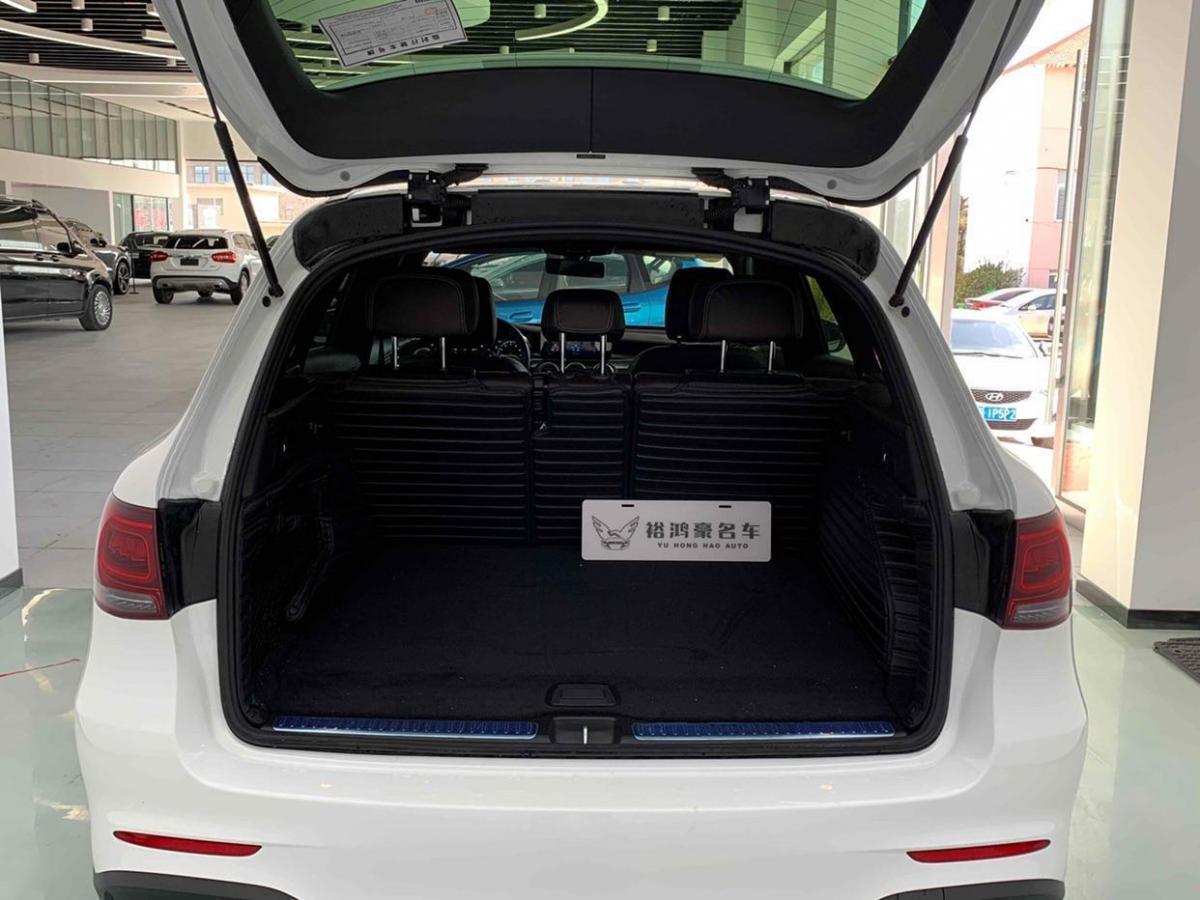 奔驰 奔驰GLC  2021款 GLC 260 L 4MATIC 豪华型图片