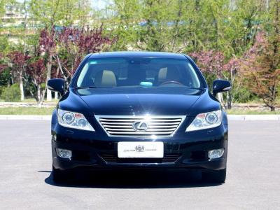 2009年12月 雷克萨斯 LS 460L 豪华版图片