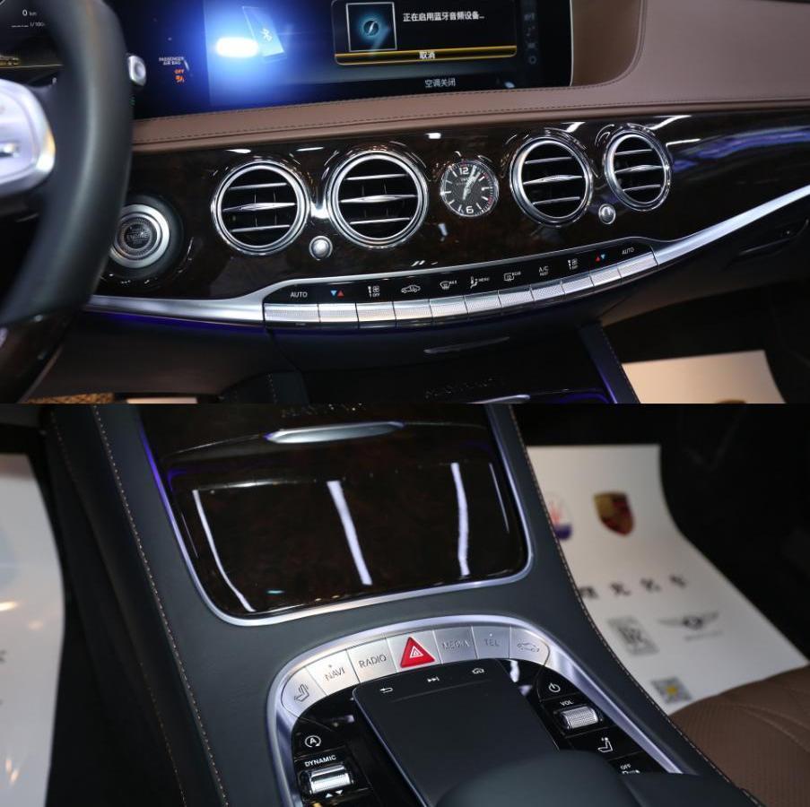 奔驰 迈巴赫S级  2019款 S 560 4MATIC图片