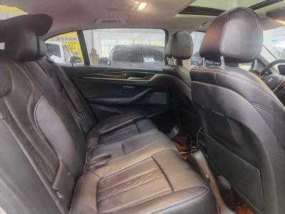 寶馬 寶馬5系  2018款 改款  530Li xDrive 豪華套裝圖片