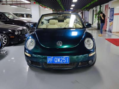 2009年8月 大众 甲壳虫(进口) 2.0 BlackOrange豪华版图片