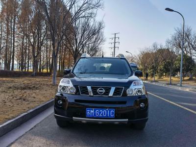 日产 奇骏  2010款 2.5L CVT至尊版 4WD