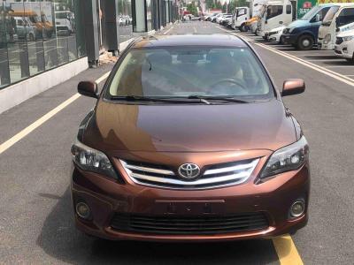 丰田 卡罗拉  2012款 炫装版 1.6L 自动GL图片