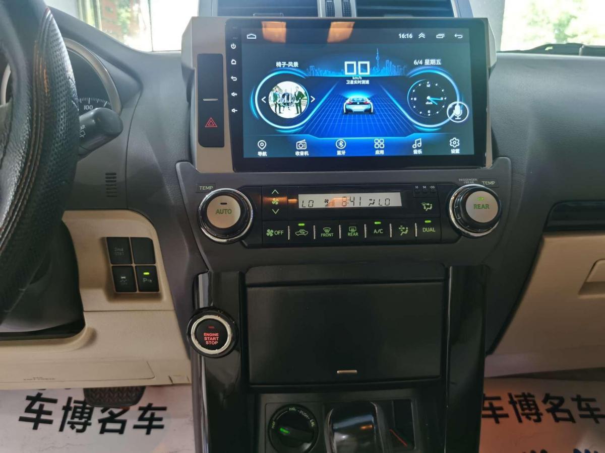 丰田 普拉多  2014款 中东版图片