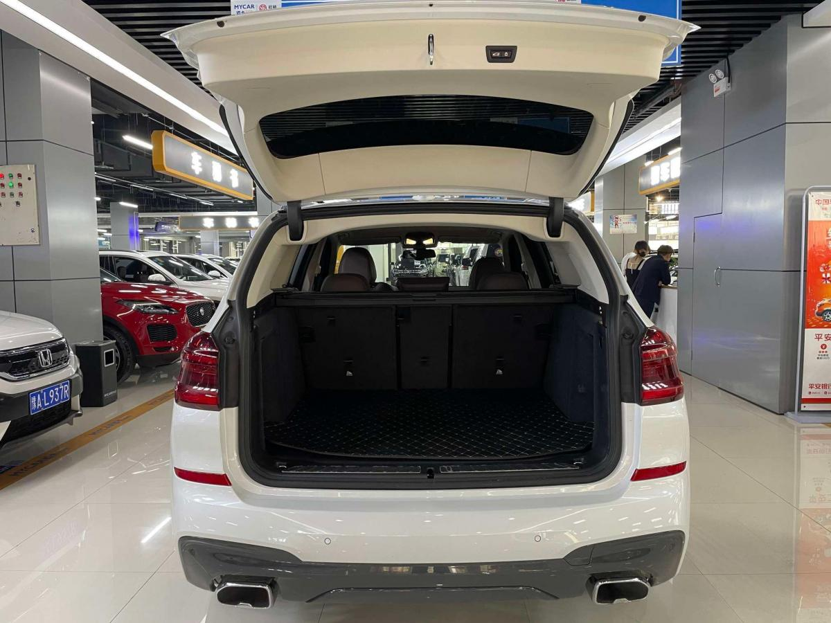 宝马 宝马X3  2020款 xDrive28i M运动套装图片