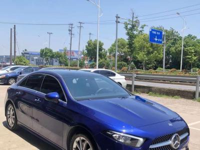 2020年9月 奔驰 奔驰A级 A 200 L 运动轿车图片