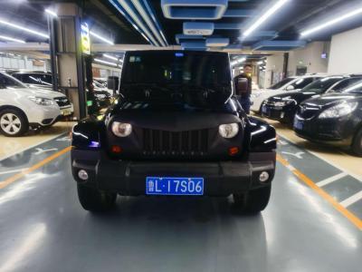 2011年6月 Jeep 牧马人(进口) 3.8L Sahara 四门版图片