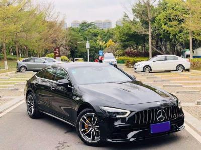 2019年6月 奔驰 奔驰AMG GT AMG GT 50 四门跑车图片