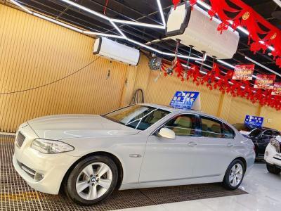 寶馬 寶馬5系  2011款 528Li 豪華型