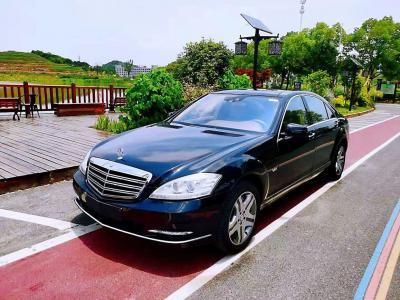 2010年7月 奔驰 奔驰S级  S 600 L图片