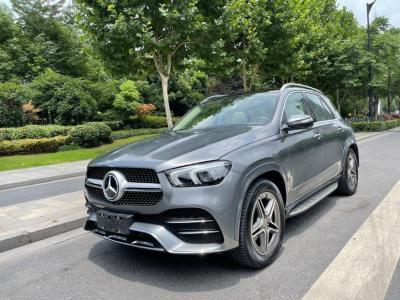 2019年6月 奔驰 奔驰GLE  改款 GLE 450 4MATIC 时尚型图片