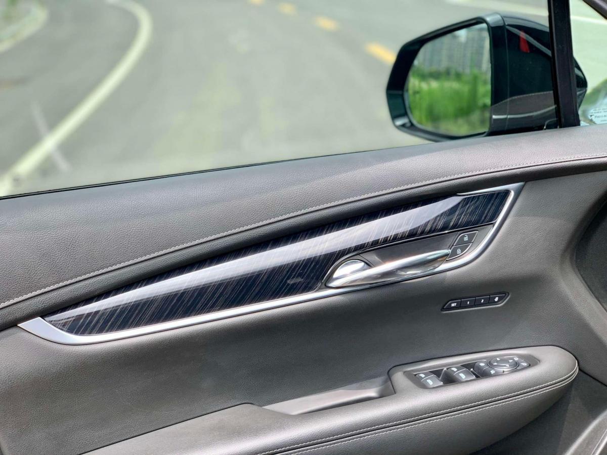 凯迪拉克 XT6  2020款 改款 28T 六座豪华型图片