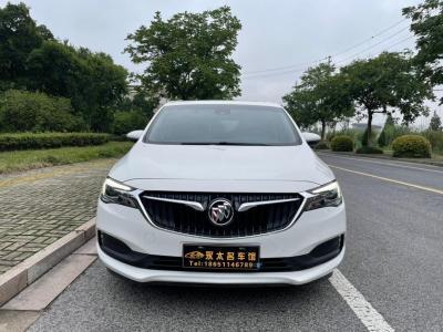 别克 GL6  2019款 18T 6座互联豪华型 国VI