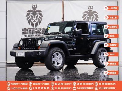 2013年3月 Jeep 牧马人(进口) 3.6L Rubicon 两门版图片