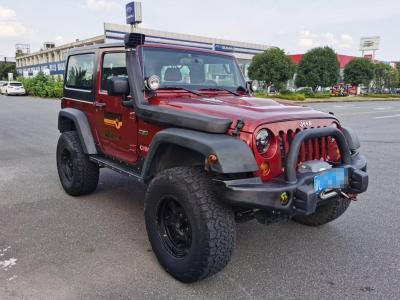 2012年1月 Jeep 牧马人(进口) 3.6L Sahara 两门版图片