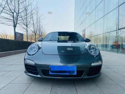 保时捷 911  2011款 Edition Style 3.6L 硬顶版图片