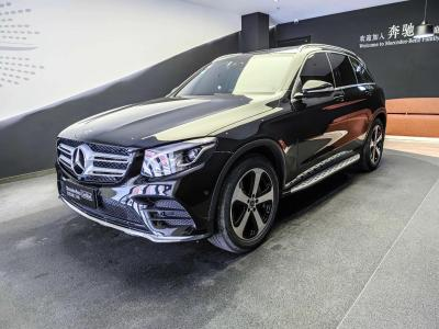 2018年5月 奔驰 奔驰GLC 改款 GLC 260 4MATIC 豪华型图片