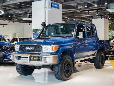 丰田 兰德酷路泽(进口) 2019款 酷路泽70系 4.5T LC79 柴油 标准型图片