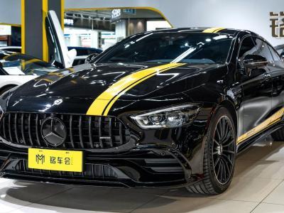 2021年4月 奔驰 奔驰AMG GT AMG GT 50 四门跑车图片