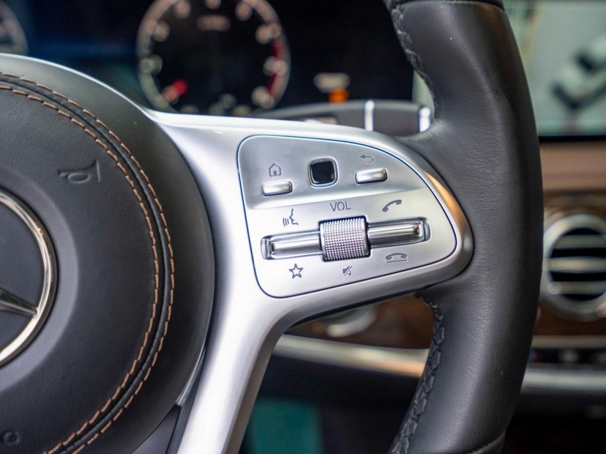 奔驰 奔驰S级  2019款 S 320 L图片