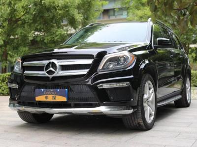 2014年1月 奔驰 奔驰GL级(进口) GL 550 美规版图片