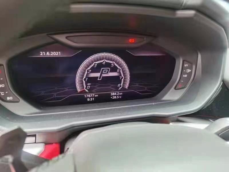 兰博基尼 Urus  2018款 4.0T V8图片