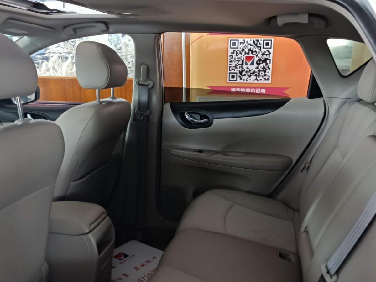 日产 骐达  2011款 1.6L CVT舒适型图片