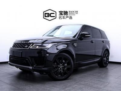 2019年4月 路虎 揽胜运动版(进口) 3.0 V6 特别版图片