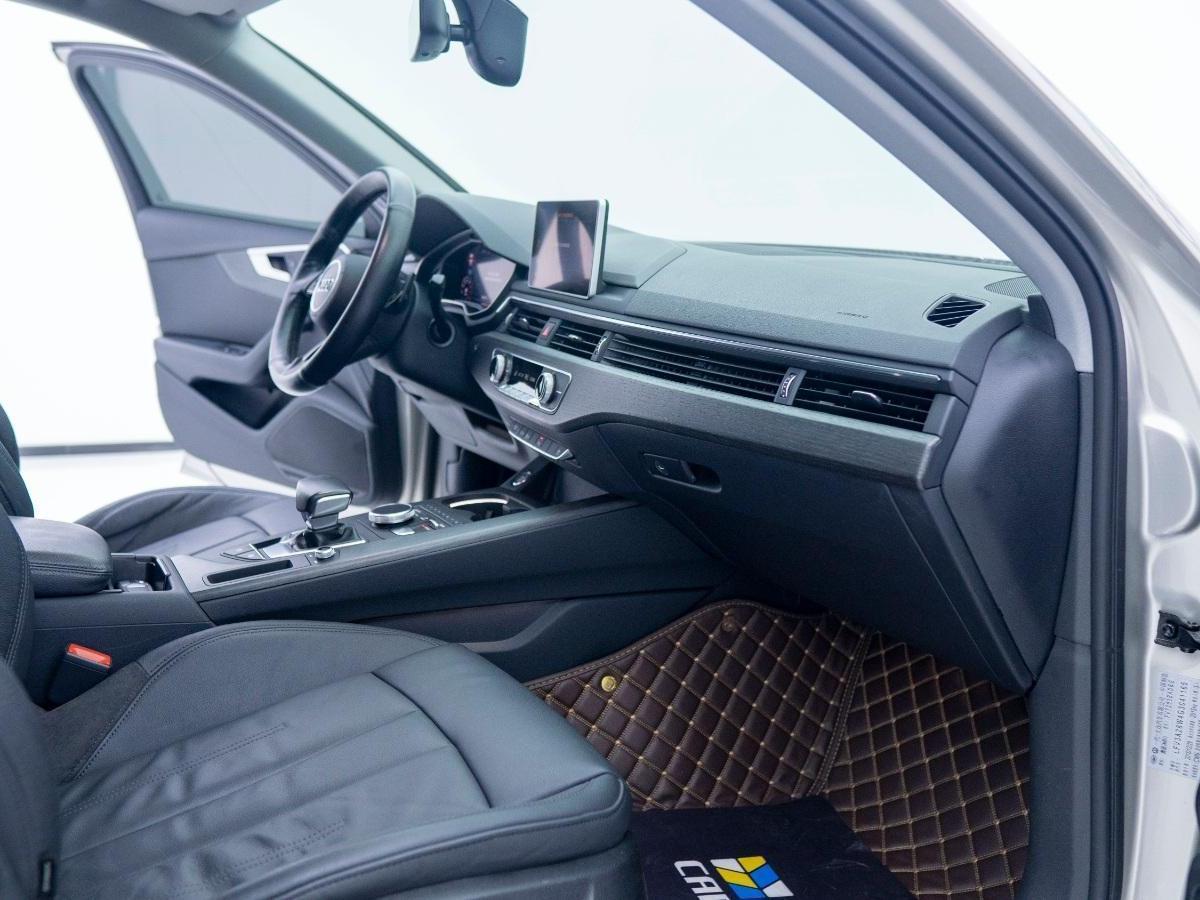 奥迪 奥迪A4L  2017款 Plus 40 TFSI 风尚型图片