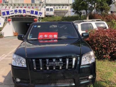 江铃 宝典 2.8T新超值柴油两驱标货基本型JX493ZLQ4G图片