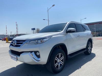 2019年4月 豐田 Fortuner  2.7L 中東版圖片