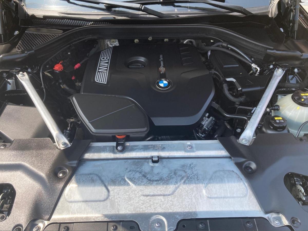 宝马 宝马X3  2019款 xDrive28i M运动套装图片