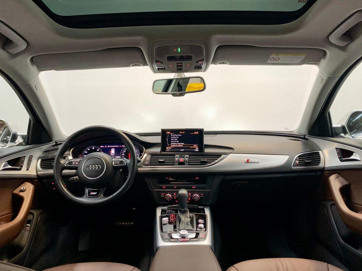 奥迪 奥迪A6  2017款 Avant 35 TFSI 时尚型图片