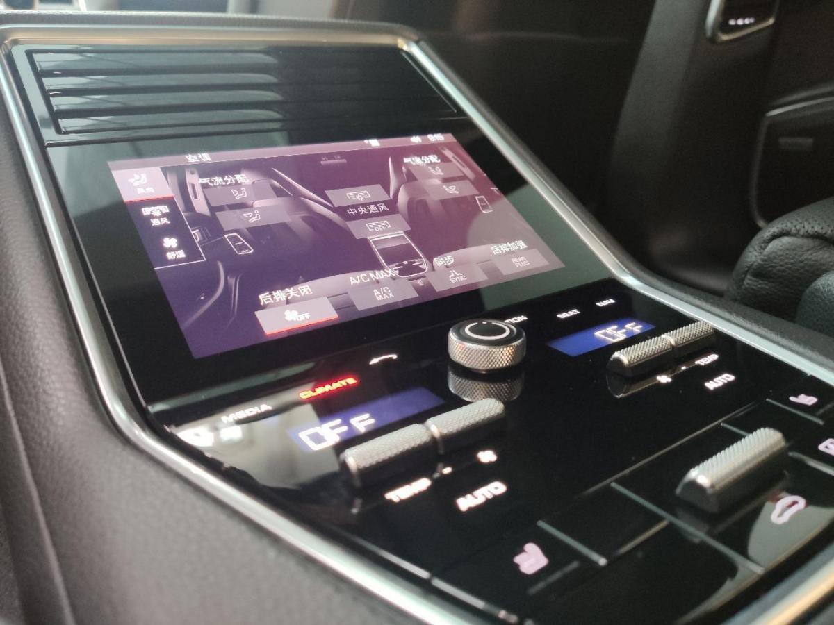 保时捷 Panamera新能源  2017款 Panamera 4 E-Hybrid 行政加长版 2.9T图片