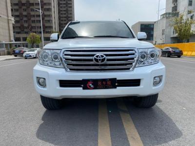 2014年10月 丰田 兰德酷路泽(进口) 4.0L V6 中东低配版图片
