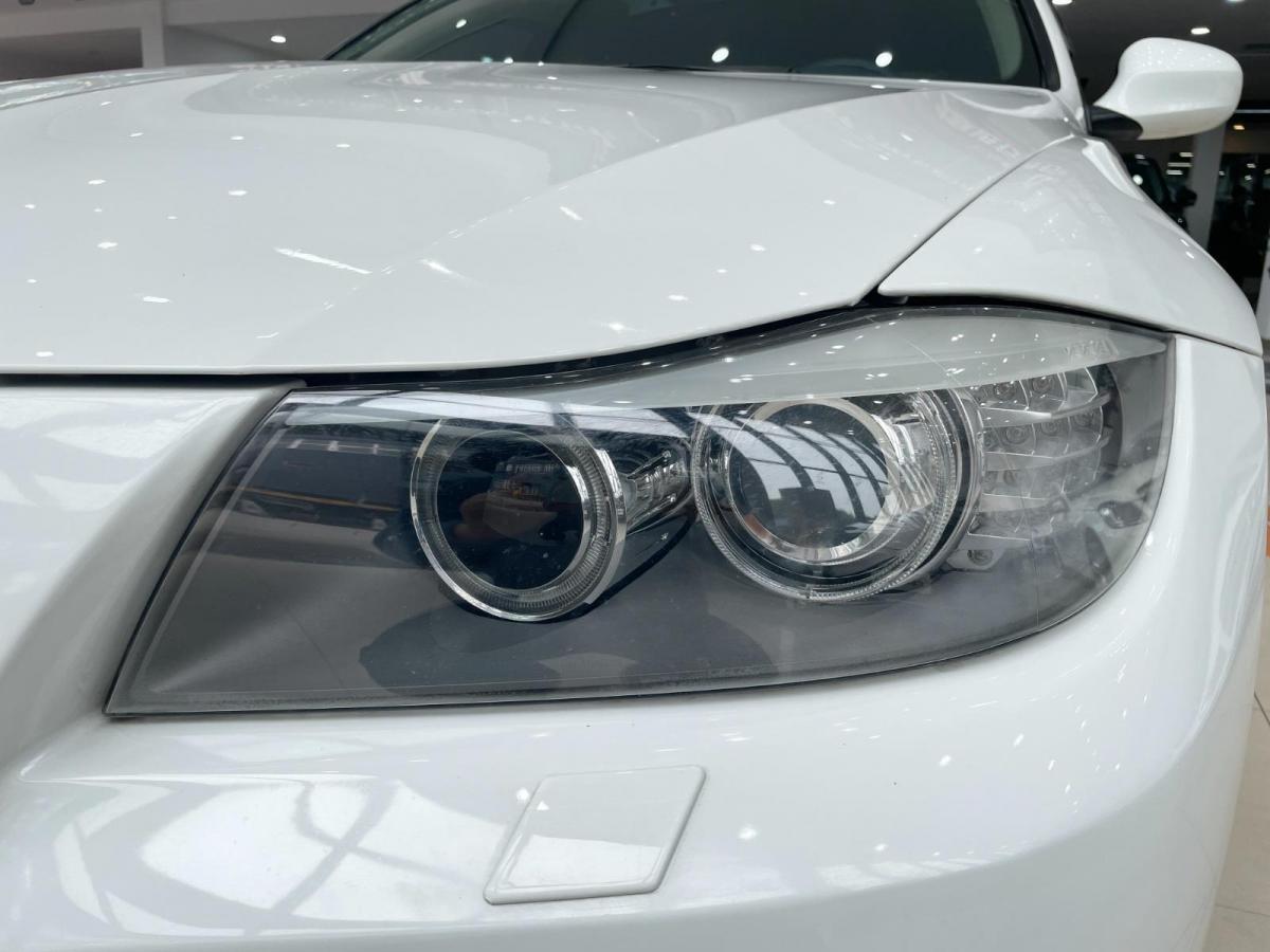 宝马 宝马3系  2012款 318i领先型图片