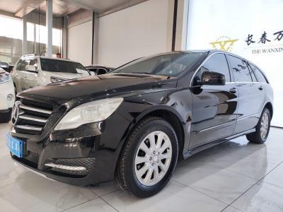奔馳 奔馳R級  2011款 R 350 L 4MATIC