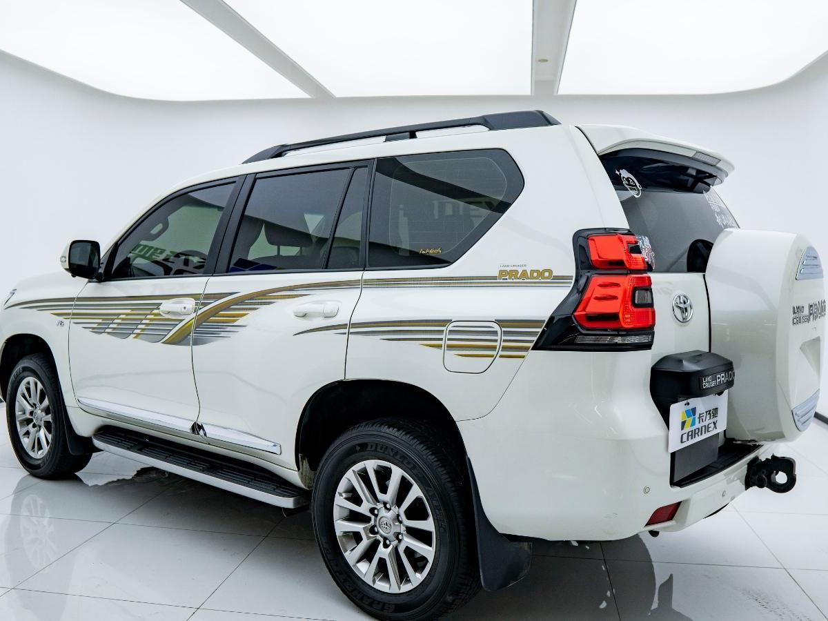 丰田 普拉多  2018款 3.5L 自动TX图片