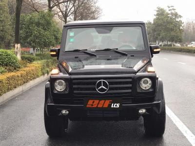 奔馳 奔馳G級  2013款 G 500