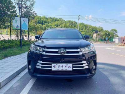 豐田 漢蘭達  2018款 2.0T 四驅豪華版 7座 國VI