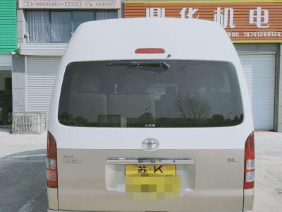丰田 HIACE  2011款 2.7L手动标准版13座图片