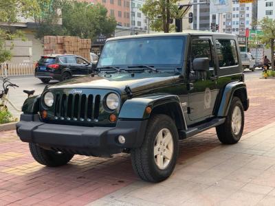 2010年6月 Jeep 牧马人(进口) 3.8L Sahara 两门版图片