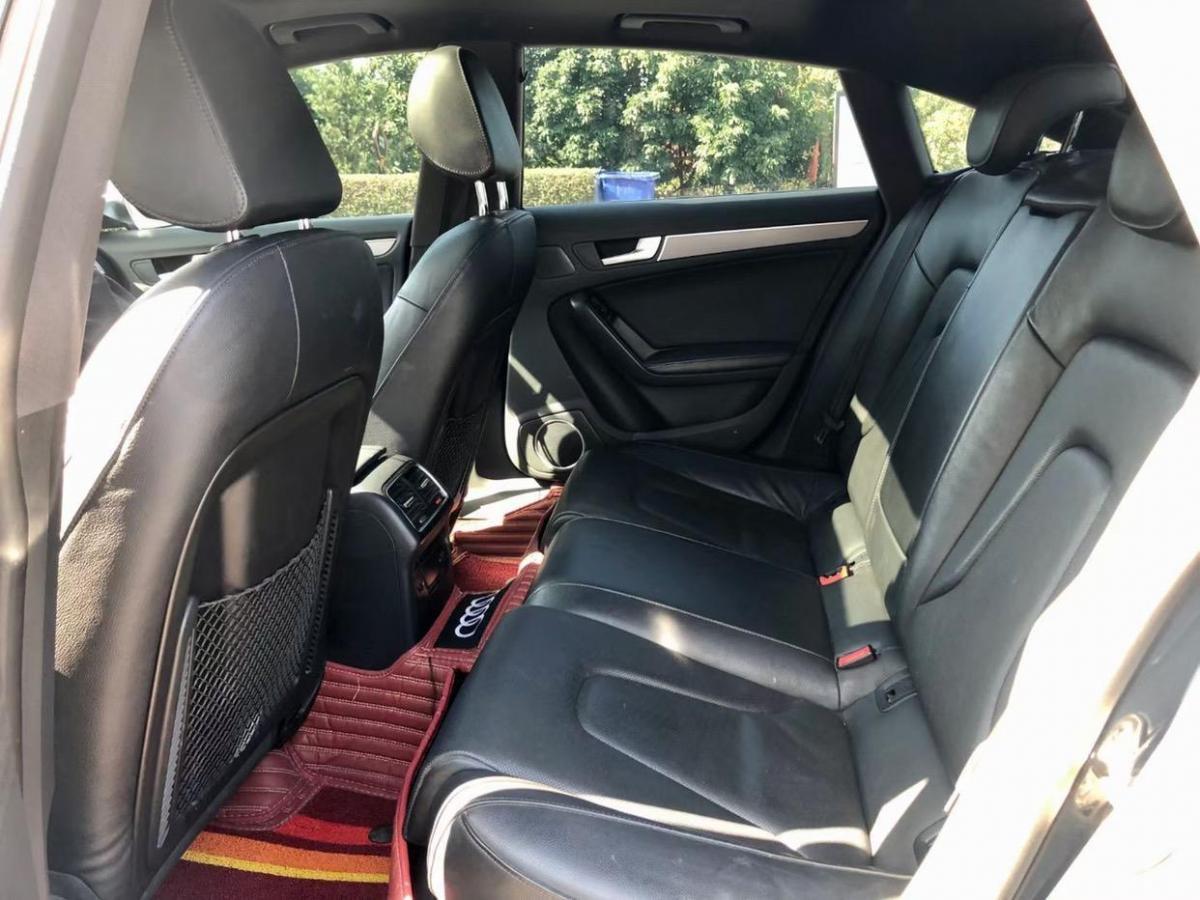 奥迪 奥迪S5  2010款 S5 3.0T Sportback图片